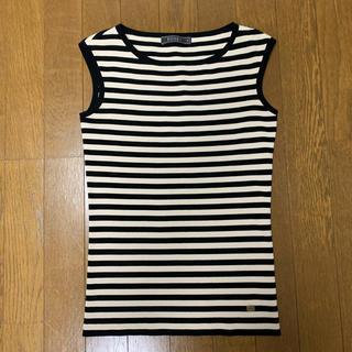 フォクシー(FOXEY)のFOXEY ノースリーブ(Tシャツ(半袖/袖なし))