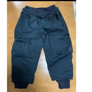 ナイキ(NIKE)のNIKE ACG WOVEN cargo pants(ワークパンツ/カーゴパンツ)