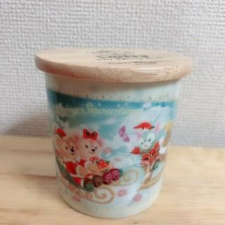 ダッフィー(ダッフィー)のダッフィー クリスマス 蓋付きマグカップ(グラス/カップ)