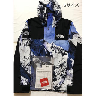 Supreme - シュプリーム×ノースフェイス/シュプリーム雪山マウンテンJKT/希少のSサイズ