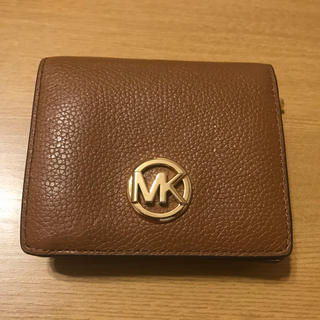 Michael Kors - マイケルコース 二つ折り財布