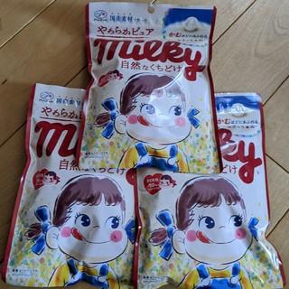 不二家 - 不二家 ミルキー キャンディ 3袋
