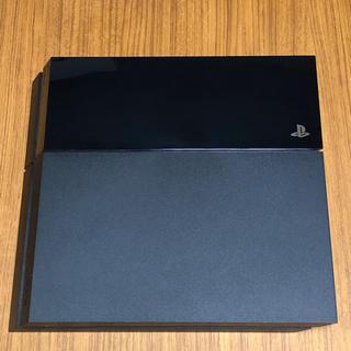 プレイステーション4(PlayStation4)のPS4 本体 中古 500GB PlayStation4 CUH-1000A(家庭用ゲーム機本体)