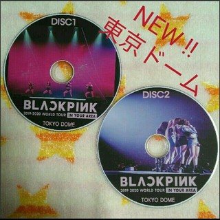 BLACKPINK✨IN YOUR AREA 東京ドーム💕DVD2枚組