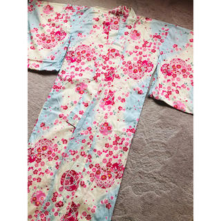 女の子浴衣(甚平/浴衣)