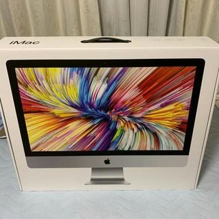 Mac (Apple) - iMac 5k 2019 core i9 モデル
