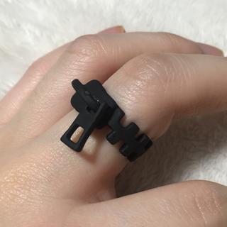 XU ジッパー チャック リング(リング(指輪))