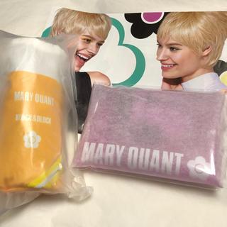 マリークワント(MARY QUANT)のマリークワント☆MARY QUANT☆エコバッグ クリアポーチ&あぶらとり紙(エコバッグ)