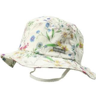 Branshes - ブランシェス 花柄 帽子 52cm