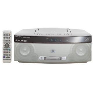 SHARP - SD-FV10 SHARP シャープ DVD MD プレイヤー