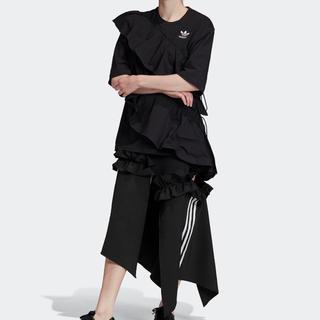 アディダス(adidas)の新品!adidas × J KOO コラボ フリルスカート(ロングスカート)