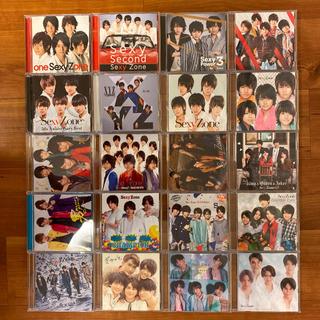 セクシー ゾーン(Sexy Zone)のSexyZone 通常盤CD 20枚(ポップス/ロック(邦楽))
