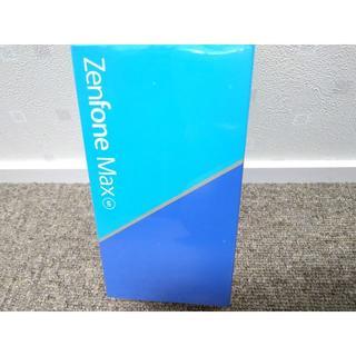 エイスース(ASUS)の新品・未開封 Asus Zenfone max m1 (ZB555KL)(スマートフォン本体)