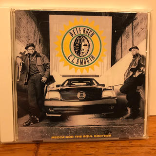PETE ROCK & CL SMOOTH mecca and the soul(ヒップホップ/ラップ)