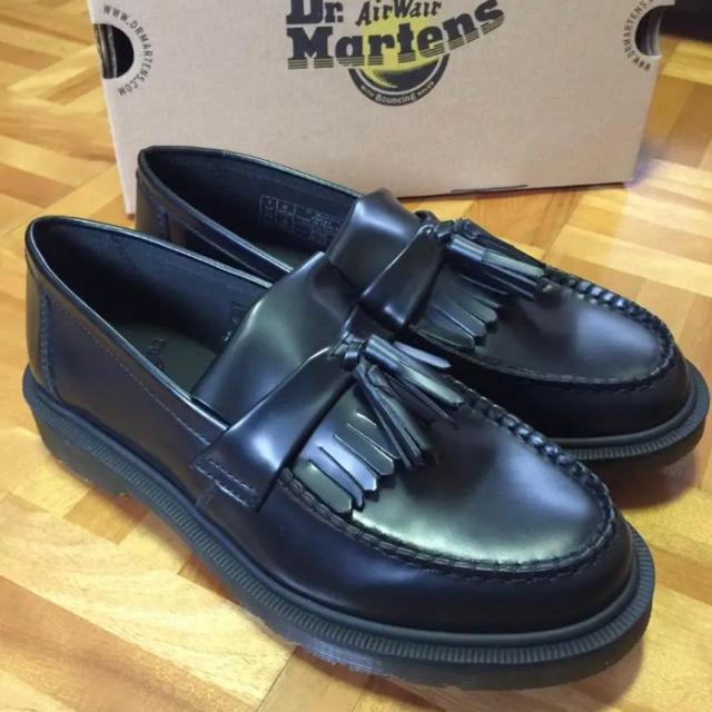 Dr.Martens(ドクターマーチン)の⚠️お値下げ可能‼ ︎Dr. Martens 23㎝エイドリアン ローファー レディースの靴/シューズ(ローファー/革靴)の商品写真