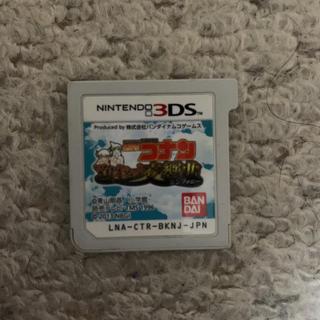 ニンテンドー3DS(ニンテンドー3DS)の名探偵コナンマリオネット交響曲(携帯用ゲームソフト)