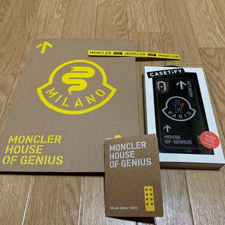 モンクレール(MONCLER)の限定 モンクレール MONCLER  iphoneケース(iPhoneケース)