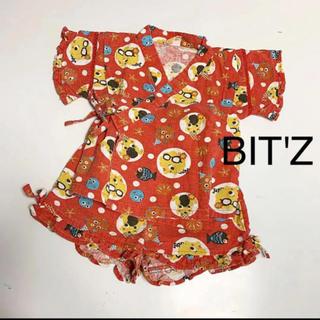 ビッツ(Bit'z)のビッツ 女の子 甚平 90(甚平/浴衣)
