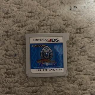 ニンテンドー3DS(ニンテンドー3DS)のモンスターハンターストーリーズ(携帯用ゲームソフト)
