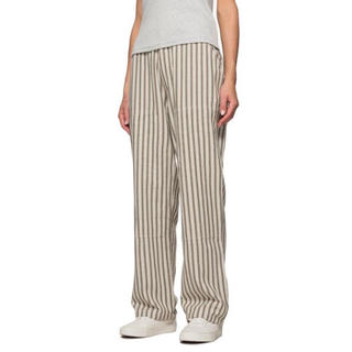 ステューシー(STUSSY)のSTUSSY  Piper Stripe Carpenter Pants(カジュアルパンツ)