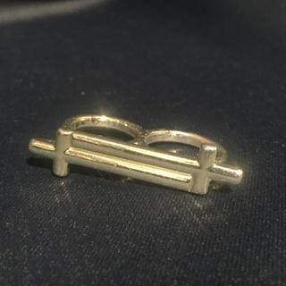 フォーエバートゥエンティーワン(FOREVER 21)のForever21 ゴールドリング(リング(指輪))