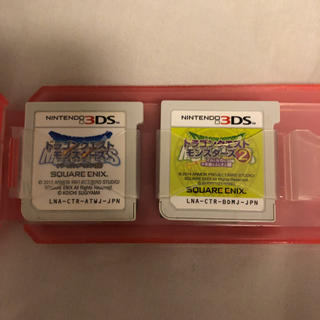 ニンテンドー3DS(ニンテンドー3DS)のドラゴンクエストモンスターズ 強データ 5つ(携帯用ゲームソフト)