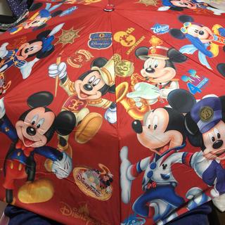 ディズニー(Disney)の折りたたみ傘(ディズニー)(傘)