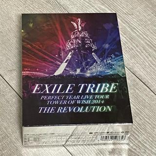 エグザイル トライブ(EXILE TRIBE)のEXILE TRIBE DVD(ミュージック)