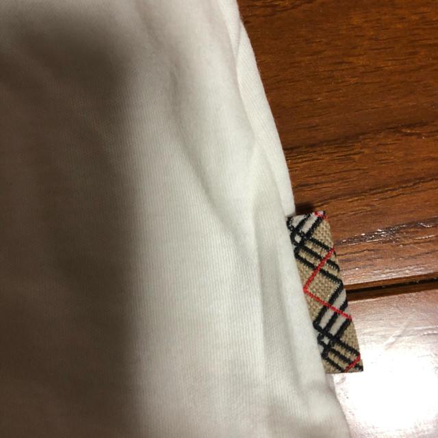 BURBERRY(バーバリー)のTシャツ レディースのトップス(Tシャツ(半袖/袖なし))の商品写真