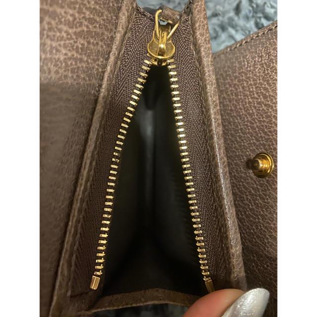 Gucci(グッチ)のGUCCI 財布 三つ折り レディースのファッション小物(財布)の商品写真
