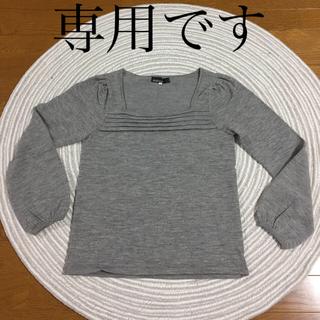 クリアインプレッション(CLEAR IMPRESSION)のCLEAR  IMPRSSION セーター Mサイズ(ニット/セーター)
