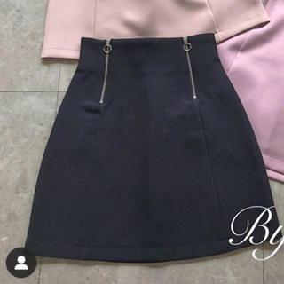Ank Rouge - 量産型 台形スカート ブラック(購入前コメント)