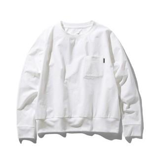 ザノースフェイス(THE NORTH FACE)のノースフェイス エアリーリラックスTシャツ レディース Mサイズ(Tシャツ(長袖/七分))