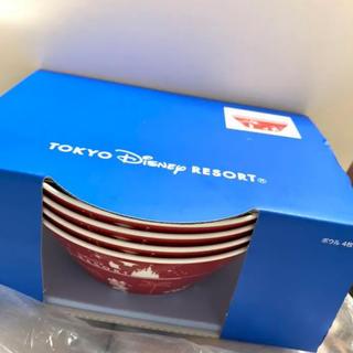 Disney - ラクマ最安!ディズニーリゾート【パークフード  メラミンボウル4個セット】