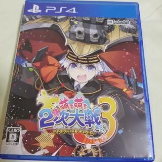 プレイステーション4(PlayStation4)の萌え萌え2次大戦(略)3 PS4(家庭用ゲームソフト)