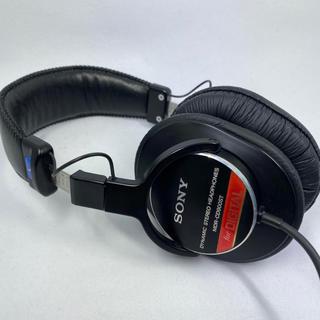 SONY - 【定番】SONY MDR-CD900ST モニターヘッドホン
