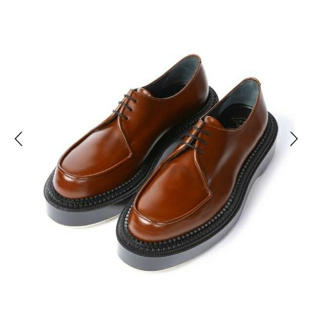 UNDERCOVER(アンダーカバー)のアデュー UNDERCOVER コラボ アンダーカバー メンズの靴/シューズ(ドレス/ビジネス)の商品写真