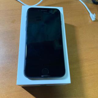 アップル(Apple)のiPhone8 Space Gray 64GB (スマートフォン本体)