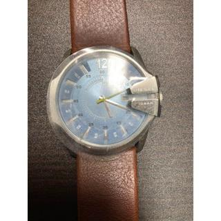 ディーゼル(DIESEL)のdiesel 腕時計(レザーベルト)