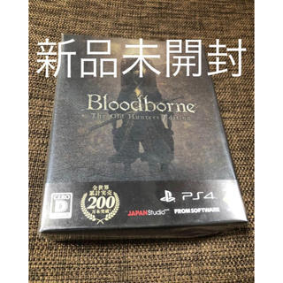 プレイステーション4(PlayStation4)のBloodborne The Old Hunters Edition PS4  (家庭用ゲームソフト)