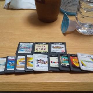 ニンテンドーDS(ニンテンドーDS)のソフト詰め合わせ12個(家庭用ゲームソフト)