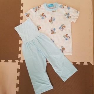 アナトユキノジョオウ(アナと雪の女王)の新品 アナ雪 パジャマ 半袖 100(パジャマ)