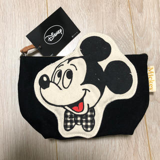 ディズニー(Disney)のミッキーマウスポーチ(ポーチ)