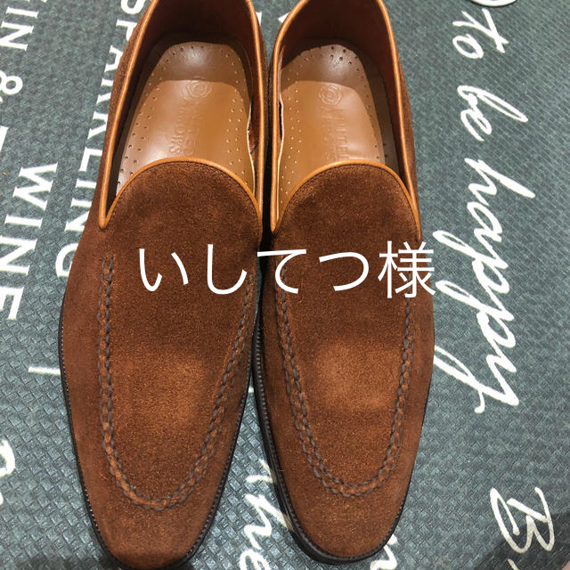 UNITED ARROWS(ユナイテッドアローズ)のスエード ユナイテッドアローズ ローファー メンズの靴/シューズ(その他)の商品写真