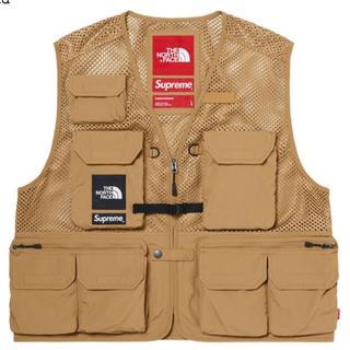 シュプリーム(Supreme)のL送料無料 Supreme The North Face Cargo Vest(ベスト)