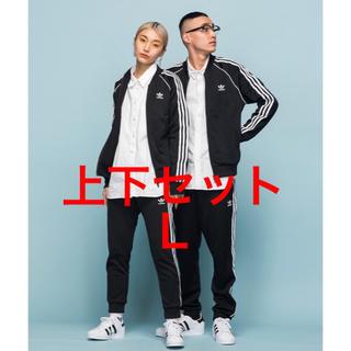 adidas - Lサイズ【新品未使用】adidas originals ジャージ上下セット 黒