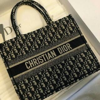 クリスチャンディオール(Christian Dior)のクリスチャンディオール♡ブックトート♡BOOK TOTE♡スモール♡DIOR(トートバッグ)