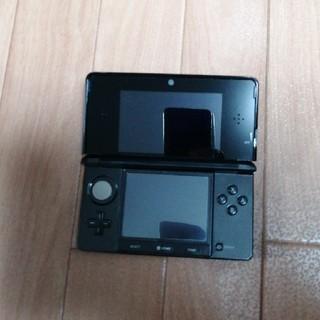 ニンテンドー3DS(ニンテンドー3DS)のニンテンドー3DS(携帯用ゲーム機本体)