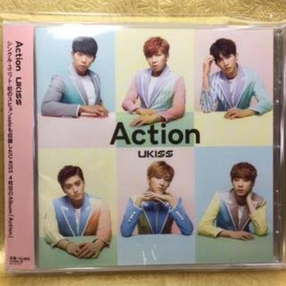 UKISS 「Action」(K-POP/アジア)