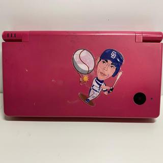 ニンテンドウ(任天堂)のNintendo DS i (携帯用ゲーム機本体)